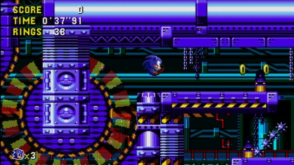 Sonic CD Steam Key GLOBAL