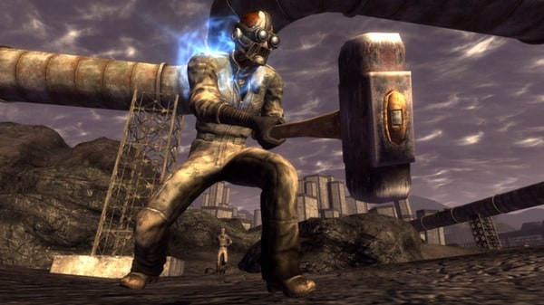 Fallout: New Vegas Ultimate Edition Steam Key GLOBAL - gameplay - 6