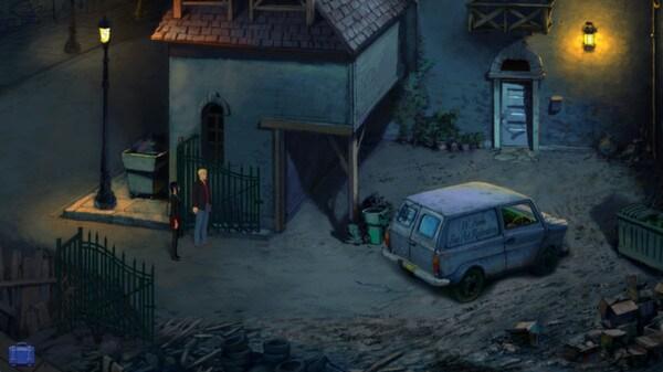 Broken Sword 5 - The Serpent's Curse Steam Key GLOBAL - gameplay - 7