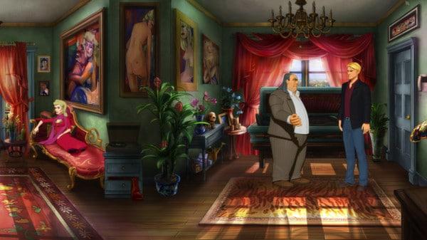 Broken Sword 5 - The Serpent's Curse Steam Key GLOBAL - gameplay - 33