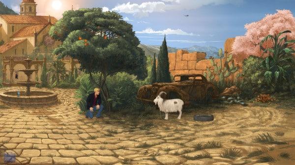 Broken Sword 5 - The Serpent's Curse Steam Key GLOBAL - gameplay - 9