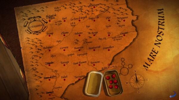 Broken Sword 5 - The Serpent's Curse Steam Key GLOBAL - gameplay - 28
