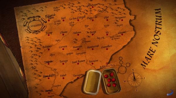 Broken Sword 5 - The Serpent's Curse Steam Key GLOBAL - gameplay - 6