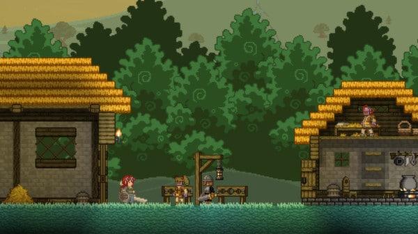 Starbound Steam Key GLOBAL - gameplay - 10