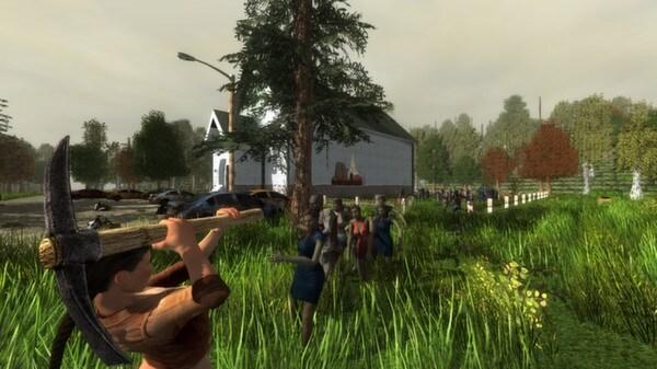 7 Days to Die Steam Key GLOBAL - gameplay - 7