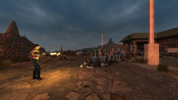 7 Days to Die Steam Key GLOBAL - gameplay - 4