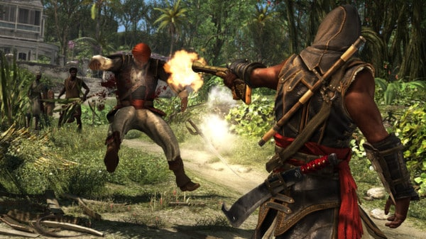 Assassin's Creed IV: Black Flag Season Pass Key Steam GLOBAL - screenshot - 12