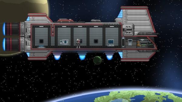 Starbound Steam Key GLOBAL - gameplay - 3