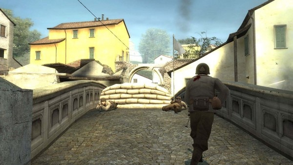 Day of Defeat: Source Steam Key GLOBAL - gameplay - 5