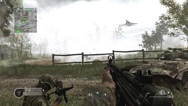 Call of Duty 4: Modern Warfare Steam Key GLOBAL - gameplay - 8