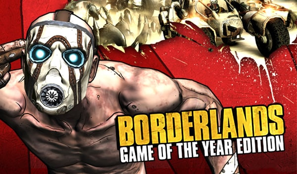 Borderlands GOTY EDITION Steam Key GLOBAL - gameplay - 2