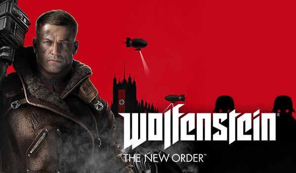 Wolfenstein: The New Order (PC...