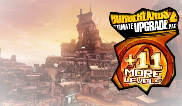 Borderlands 2 - Ultimate Vault Hunter Upgrade Pack 2 Key Steam GLOBAL