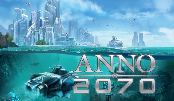 Anno 2070 Uplay Key GLOBAL