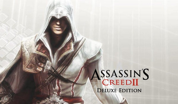 Assassin's Creed II Deluxe Edition Steam Key GLOBAL - G2A.COM