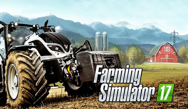 Farming Simulator 17 Steam Key GLOBAL - gameplay - 2