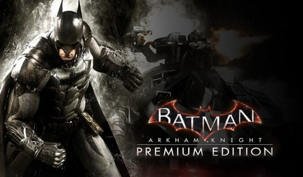 Batman: Arkham Knight Premium Edition Steam Key GLOBAL