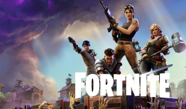 Fortnite standard edition Epic Games Key PC GLOBAL