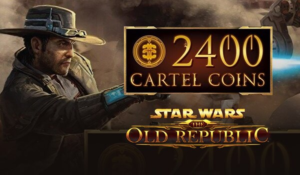 Star Wars the Old Republic 2400 Cartel Coins CARD Star Wars EUROPE