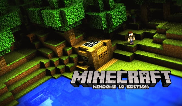 Minecraft: Windows 10 Edition Microsoft Key GLOBAL - gameplay - 2