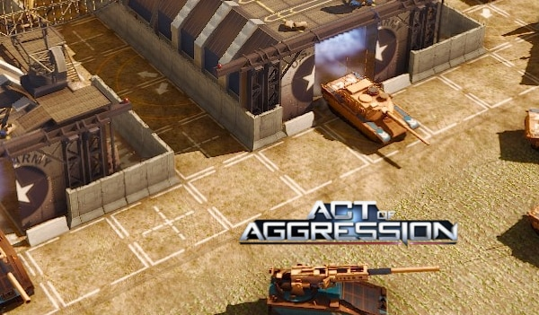 Act of Aggression Steam Key GLOBAL - gameplay - 2