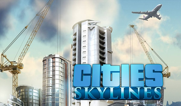 Cities: Skylines Deluxe Edition Steam Key GLOBAL - gameplay - 3