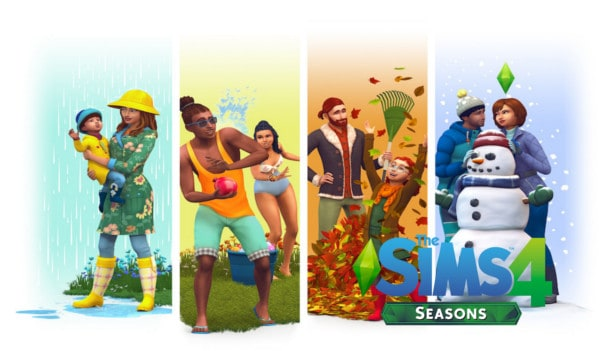 The Sims 4 Seasons Origin Key GLOBAL