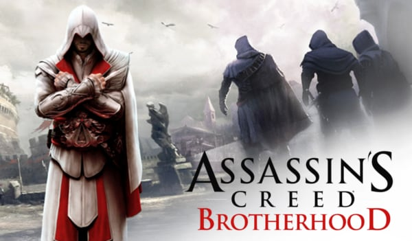 Assassin S Creed Brotherhood Maaark S Blog