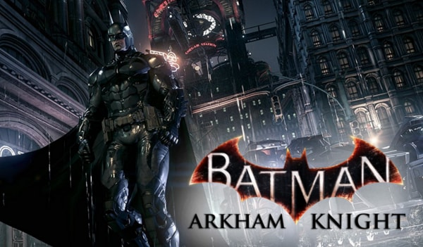 Batman: Arkham Knight + Harley Quinn Story Pack Steam Key GLOBAL