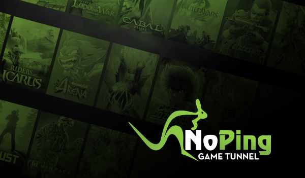 NoPing Game Tunnel Annual Subscription NoPing Key GLOBAL