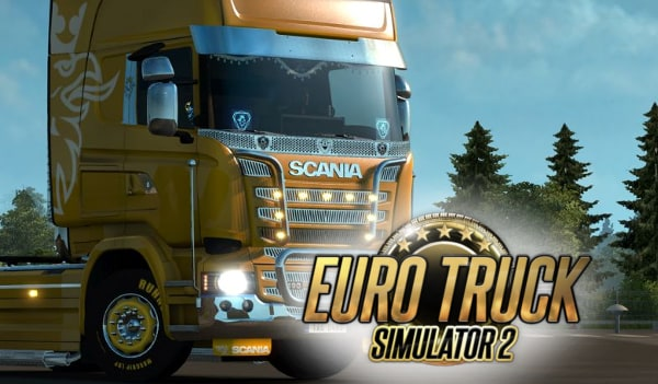 Euro Truck Simulator 2 - Scandinavia Key Steam GLOBAL