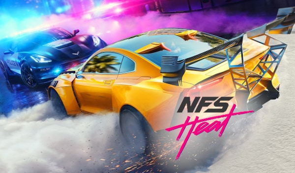 Need for Speed Heat (Xbox One) - Key - UNITED KINGDOM