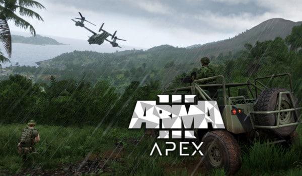 Arma 3 Apex Steam Key GLOBAL