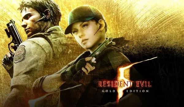 Buy Resident Evil 5 Gold Edition Steam Game Key