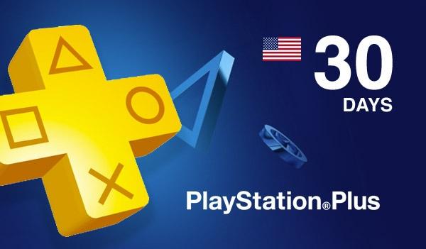 Playstation Plus CARD PSN NORTH AMERICA 30 Days - captura de tela - 2