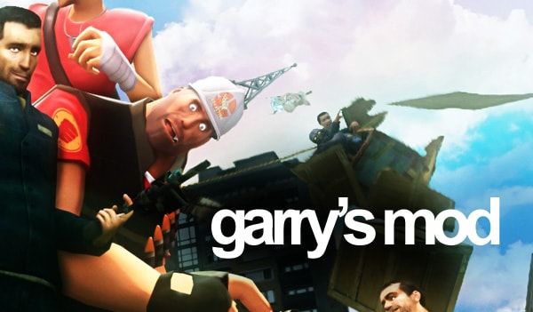 Garry's Mod Steam Gift GLOBAL - gameplay - 2