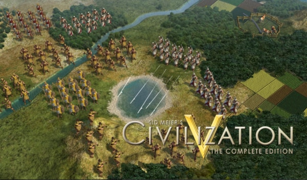 Sid Meier's Civilization V: Complete Edition Steam Key GLOBAL - játék - 1