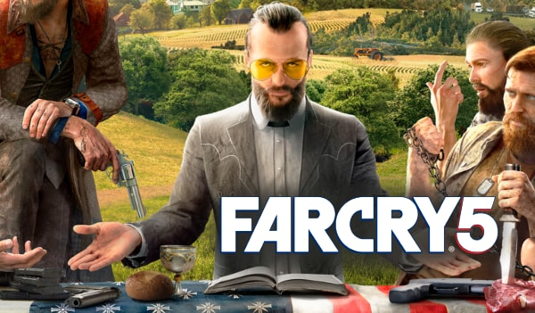 Far Cry 5 Uplay Key EUROPE - gameplay - 2