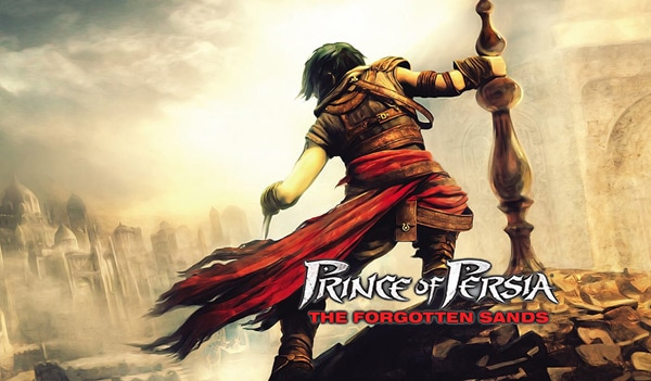 Prince of Persia: The Forgotten Sands Uplay Key GLOBAL - gameplay - 2