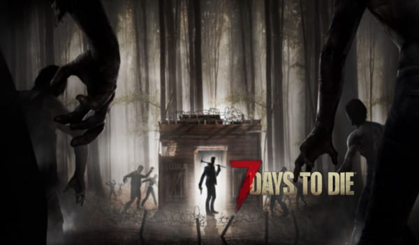 7 Days to Die Steam Key GLOBAL - ゲームプレイ - 2