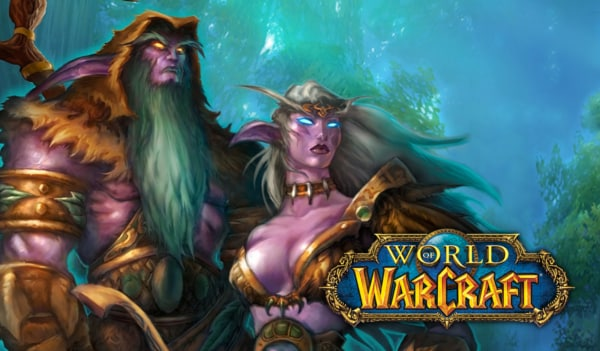 World of Warcraft Battle Chest Blizzard EUROPE 30 Days - 스크린 숏 - 2
