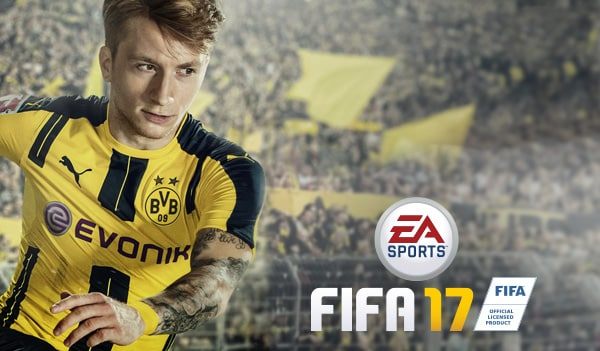 FIFA 17 Origin Key GLOBAL - gameplay - 3