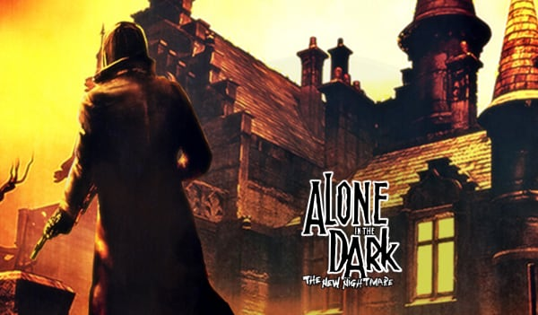 Alone In The Dark The New Nightmare Steam Key Global G2a Com