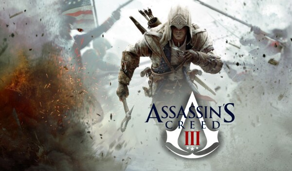 Assassin's Creed III PSN Key PS3 NORTH AMERICA