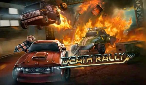 Death Rally Steam Key GLOBAL - gameplay - 2