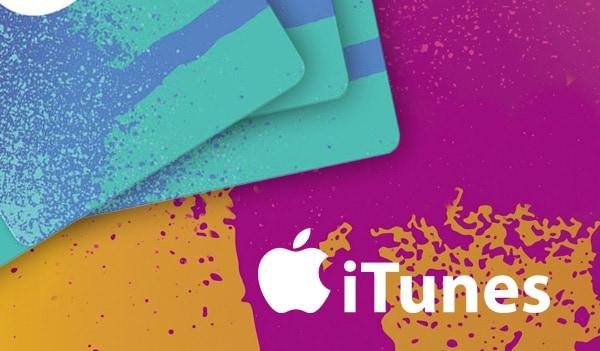 Apple iTunes Gift Card NORTH AMERICA 200 USD iTunes