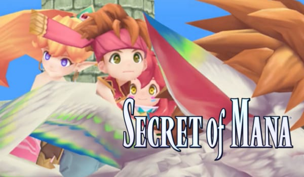 Secret of Mana Steam Key GLOBAL - gameplay - 1