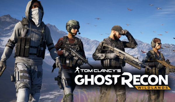 Tom Clancy's Ghost Recon Wildlands Uplay Key ROW - gameplay - 13