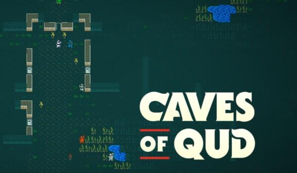 Caves Of Qud World Map.Caves Of Qud Steam Key Global G2a Com