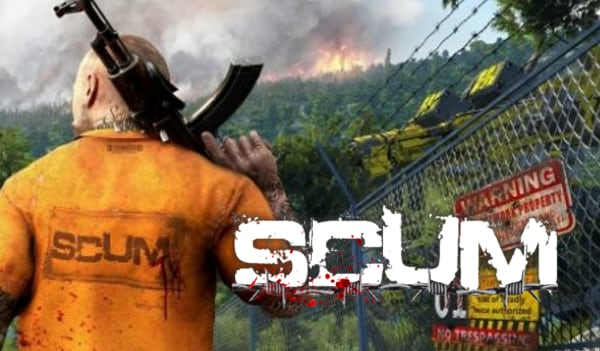 SCUM Steam Gift EUROPE
